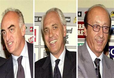 Luciano Moggi, ex dg Juventus (Foto Ansa)