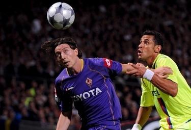 Riccardo Montolivo, centrocampista Fiorentina (Foto Ansa)