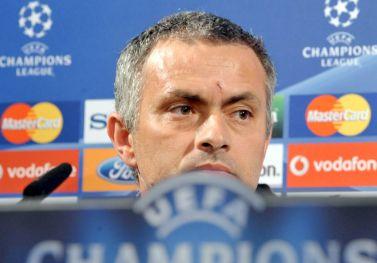 Mourinho, foto Ansa