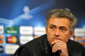 Josè Mourinho (foto Ansa)