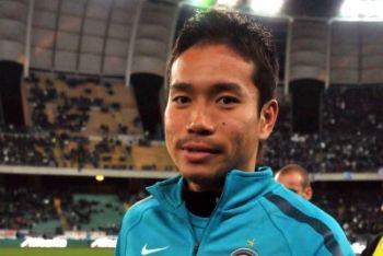 Yuto Nagatomo, terzino Inter (Foto Ansa)