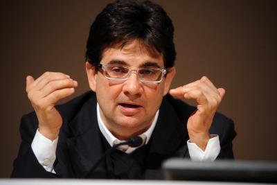 Luca Pancalli vicepresidente Coni (Foto Ansa)