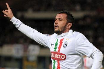 Pepe felice dopo un gol (Foto Ansa)