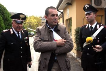Porcedda ex presidente Bologna (Foto Ansa)