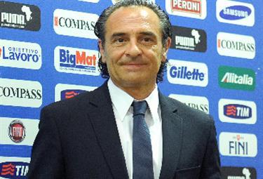 Cesare Prandelli (Foto Ansa)