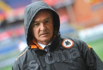 Claudio Ranieri, foto Ansa