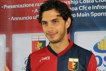 Ranocchia difensore Genoa (Foto Ansa)
