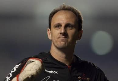 Rogerio Ceni (Foto Ansa)