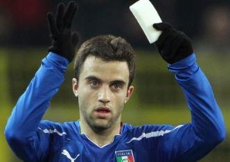 Giuseppe Rossi ieri in gol (Foto Ansa)