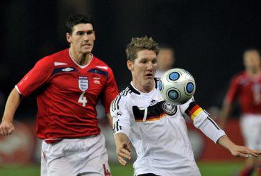 Bastian Schweinsteiger, centrocampista Bayern Monaco (Foto Ansa)