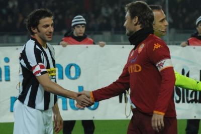 Del Piero e Totti tornano titolari?