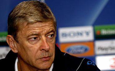 Wenger tecnico dell'Arsenal (Foto Ansa)