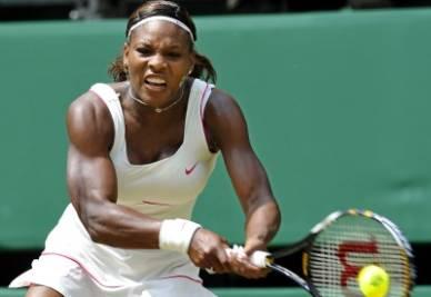 Serena Williams (Foto Ansa)
