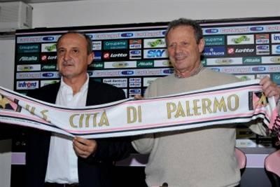 Zamparini e Delio Rossi: quando erano felici