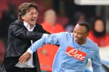 Maiorca-Napoli (0-1): gol sintesi e highlights. In rete Zuniga (Ansa)