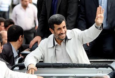 Mahmoud Ahmadinejad (Foto Ansa)
