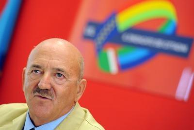 Luigi Angeletti (Foto Ansa)
