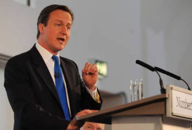 David Cameron (Photo Ansa)