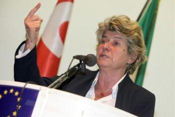 Susanna Camusso (Foto Ansa)
