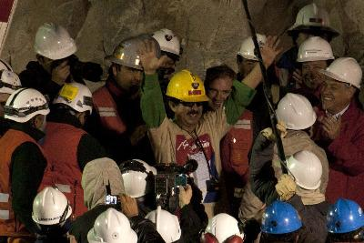 CHILEAN MINERS/ Man as he really is