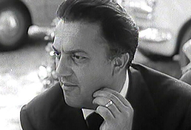 Federico Fellini (Foto Ansa)