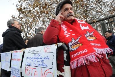 FIAT/ Treu: cara Fiom, il no al referendum di Mirafiori è il suicidio dei lavoratori