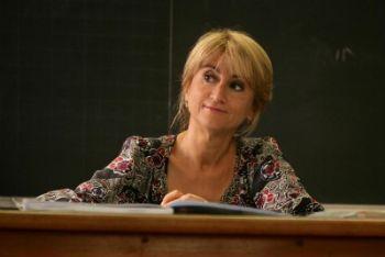 Luciana Littizzetto in una scena di Fuoriclasse (Foto Ansa)