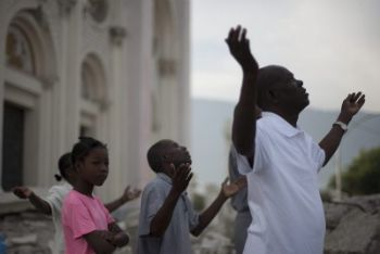 DIARY HAITI/ 14. One year since the earthquake: the courage of hope