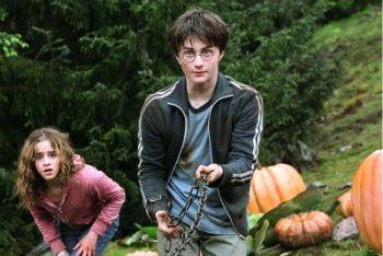 Una scena del film Harry Potter e il prigioniero di Azkaban (Foto Ansa)