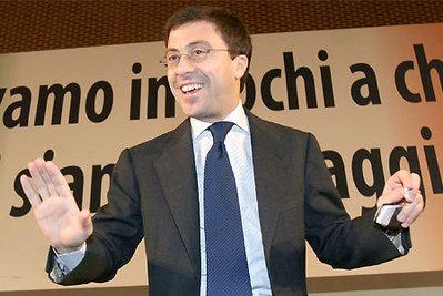 Itali Bocchino (Foto Ansa)