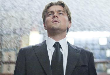 Leonardo Di Caprio, protagonista di Inception (Foto Ansa)