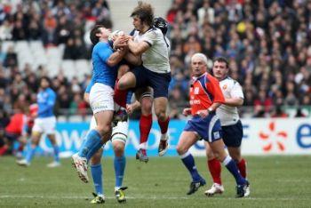 Una nuova sfida per l'Italia del rugby (Foto: ANSA)