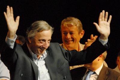 Nestor Kirchner (Foto Ansa)