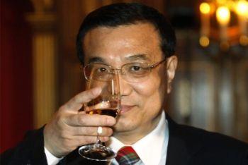 Li Keqiang, vicepremier cinese (Foto Ansa)