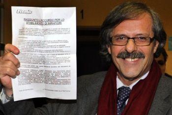 Roberto Di Maulo, segretario generale Fismic (Foto Ansa)