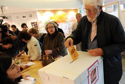 Primarie: i candidati a confronto
