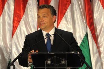 Viktor Orban, premier ungherese (Foto Ansa)