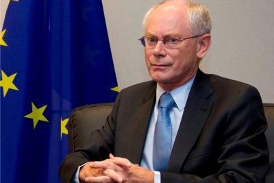 Herman Van Rompuy (Foto Ansa)