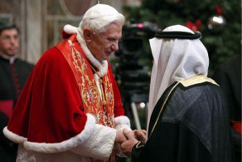 Benedetto XVI (Ansa)