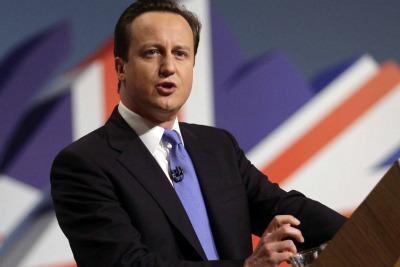 David Cameron (Ansa)