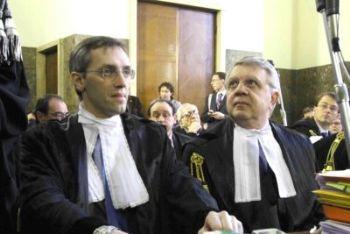 Niccolò Ghedini e Piero Longo