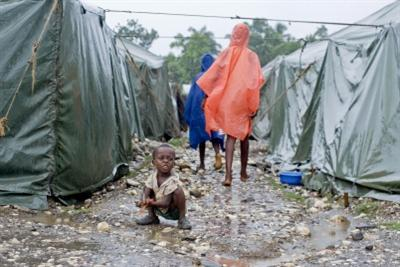 DIARY HAITI/ 9.  Fiammetta: the epidemic of cholera is spreading, don't forget Haiti!