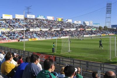 stadio Getafe (foto Ansa)