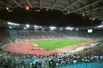 stadio Olimpico di Roma (foto Ansa)