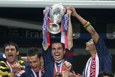 Coppa di Francia (foto Ansa)
