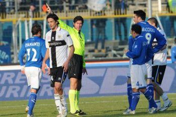 Espulso Massimo Paci
