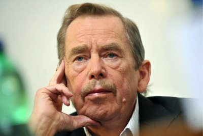 Václav Havel (Ansa)