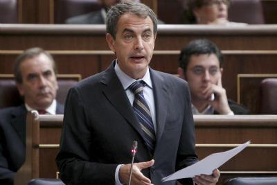 José Luis Rodriguez Zapatero (Foto Ansa)