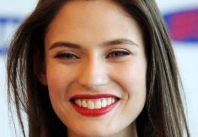 Bianca Balti, foto Ansa