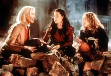 Una scena del film Charlie's Angels (Foto Ansa)